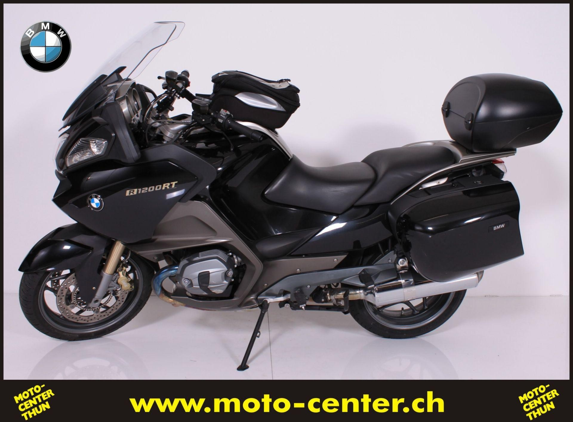 moto occasions acheter bmw r 1200 rt abs moto center thun steffisburg. Black Bedroom Furniture Sets. Home Design Ideas