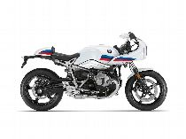 Motorrad Mieten & Roller Mieten BMW R nine T Racer ABS (Retro)