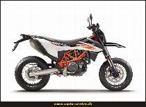 Motorrad kaufen Occasion KTM 690 Enduro R (supermoto)