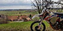 Acheter une moto Occasions KTM 350 EXC-F 4T Enduro (enduro)