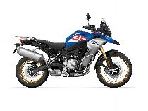 Motorrad Mieten & Roller Mieten BMW F 850 GS Adventure (Enduro)