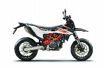 Motorrad Mieten & Roller Mieten KTM 690 SMC R Supermoto ABS (Supermoto)