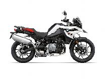 Motorrad Mieten & Roller Mieten BMW F 750 GS (Enduro)