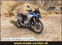 Motorrad kaufen Occasion BMW F 850 GS Adventure (enduro)
