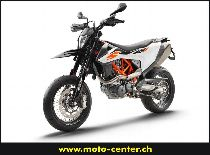Acheter une moto Occasions KTM 690 SMC R Supermoto ABS (supermoto)