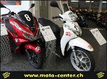 Motorrad kaufen Occasion HONDA ANC 125 (roller)