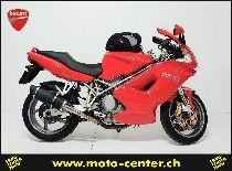 Motorrad kaufen Occasion DUCATI 996 ST4 S ABS (touring)