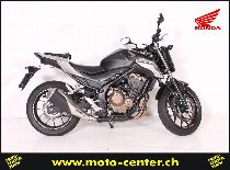 Acheter moto HONDA CB 500 FA ABS Naked