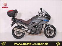 Motorrad kaufen Occasion YAMAHA TDM 900 ABS (touring)