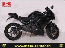 Motorrad kaufen Occasion KAWASAKI ER-6f ABS (sport)