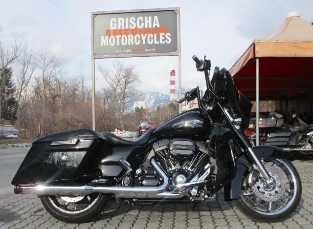 Motorrad kaufen HARLEY-DAVIDSON FLHXSE CVO 1801 Street Glide ABS Occasion