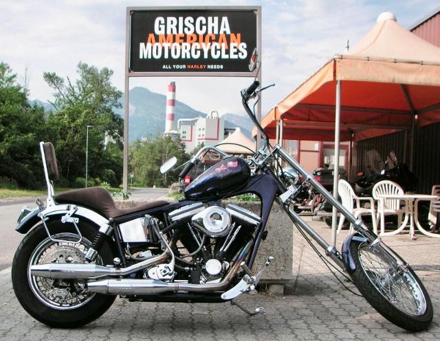 Motorrad kaufen AME Alle Chopper Occasion