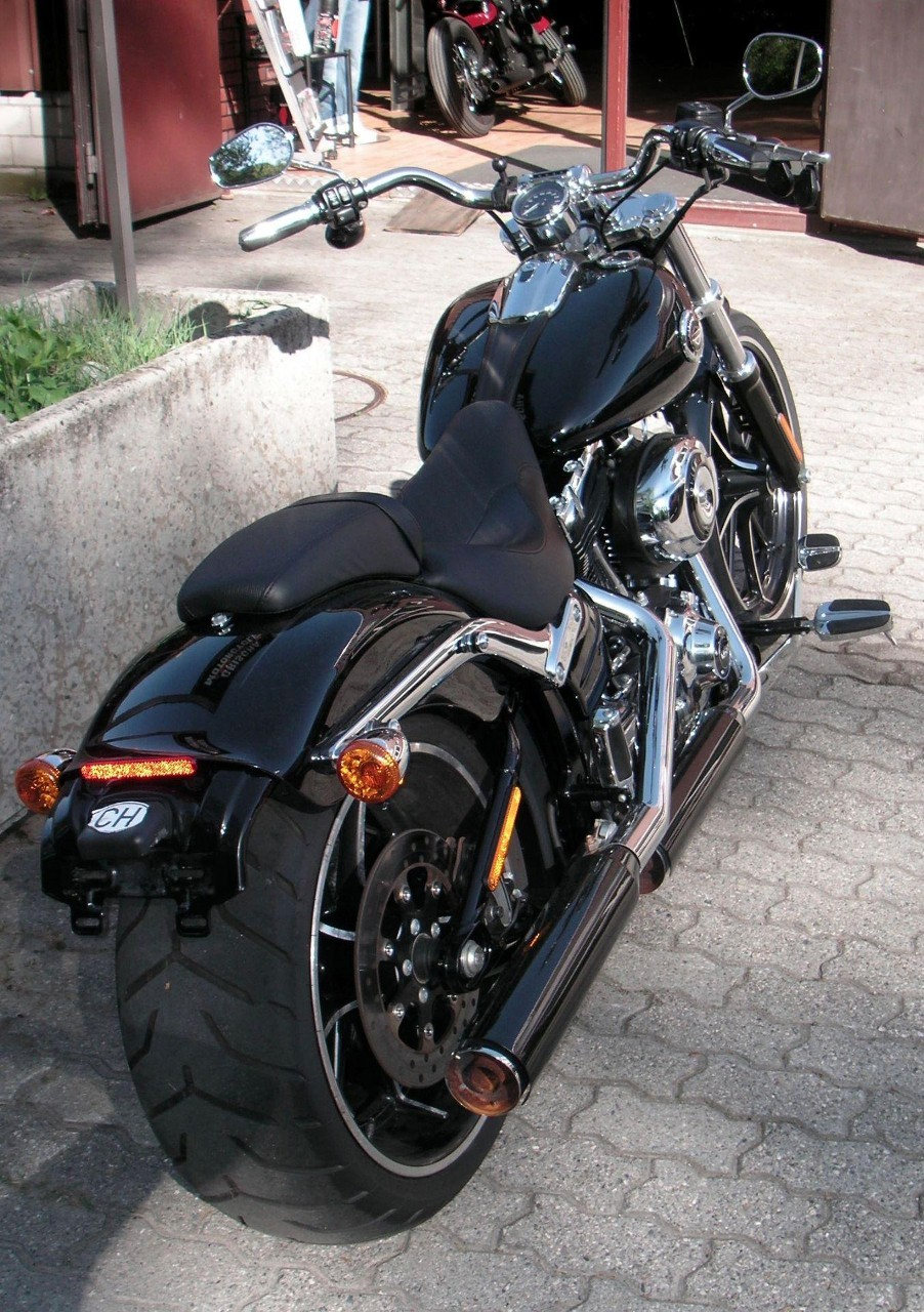 moto occasions acheter harley davidson fxsb 1690 softail breakout abs grischa motorcycles gmbh. Black Bedroom Furniture Sets. Home Design Ideas