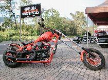 Motorrad kaufen Occasion CCCP Chopper (custom)