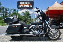 Motorrad kaufen Occasion HARLEY-DAVIDSON FLHTCU 1690 Electra Glide Ultra Classic ABS (touring)