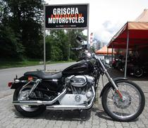 Motorrad kaufen Occasion HARLEY-DAVIDSON XL 883C Sportster Custom 25kW (custom)