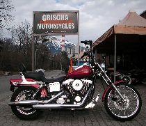 Motorrad kaufen Occasion HARLEY-DAVIDSON FXDWG 1340 Dyna Wide Glide (custom)