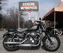 Motorrad kaufen Occasion HARLEY-DAVIDSON XL 883N Iron (custom)