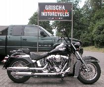 Motorrad kaufen Occasion HARLEY-DAVIDSON FLSTN 1584 Softail Deluxe (custom)