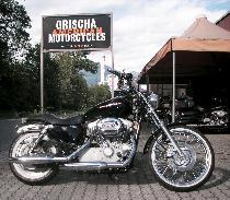 Motorrad kaufen Occasion HARLEY-DAVIDSON XLH 883 53C Sportster (custom)