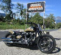 Motorrad kaufen Occasion HARLEY-DAVIDSON FLSTSB 1584 Softail X-Bones (custom)