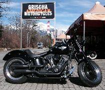Motorrad kaufen Occasion HARLEY-DAVIDSON FLSTFB 1690 Softail Fat Boy Special ABS (custom)