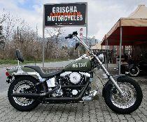Motorrad kaufen Occasion HARLEY-DAVIDSON FXSTC 1340 Softail Custom (custom)
