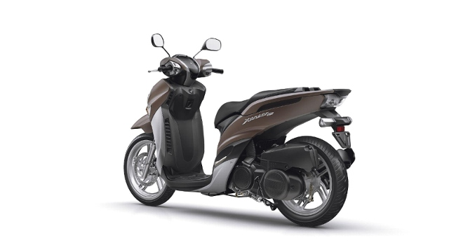 Motorrad kaufen YAMAHA HW 125 Neufahrzeug
