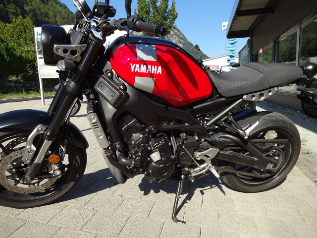 Motorrad kaufen YAMAHA XSR 900 Vorführmodell