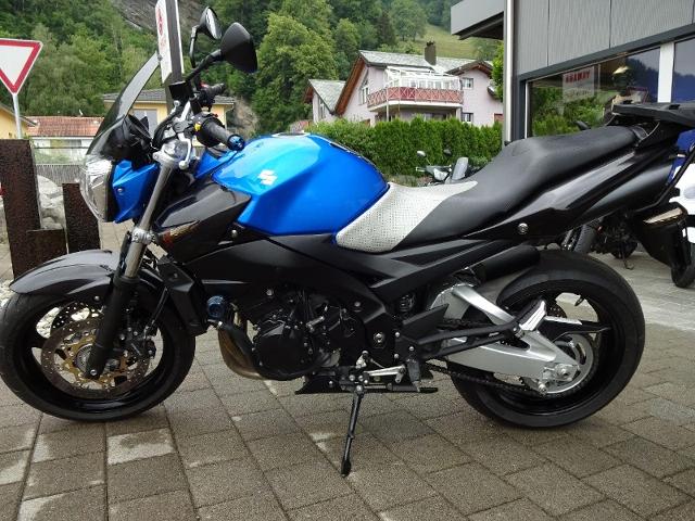 Motorrad kaufen SUZUKI GSR 600 A ABS Occasion