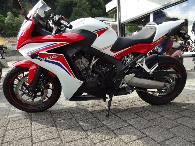 Acheter une moto HONDA CBR 650 FA ABS Occasions
