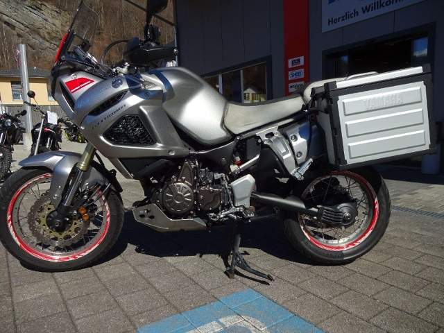 Motorrad kaufen YAMAHA XT 1200 Z Super Tenere ABS Occasion