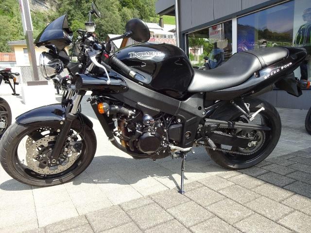 Motorrad kaufen TRIUMPH Speed Four 600 Occasion