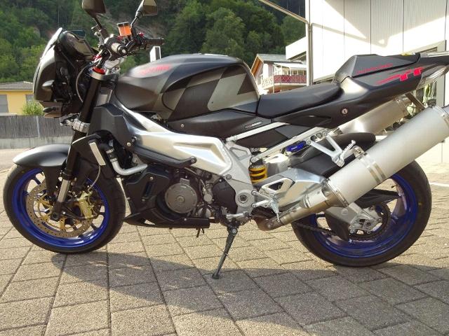Motorrad kaufen APRILIA Tuono 1000 R super Bike Umbau Occasion