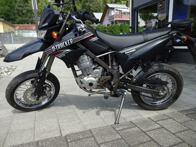 Motorrad kaufen KAWASAKI D-Tracker 125 Occasion