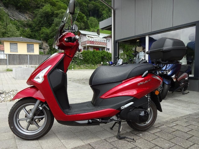 Motorrad kaufen YAMAHA LTS 125 C Occasion