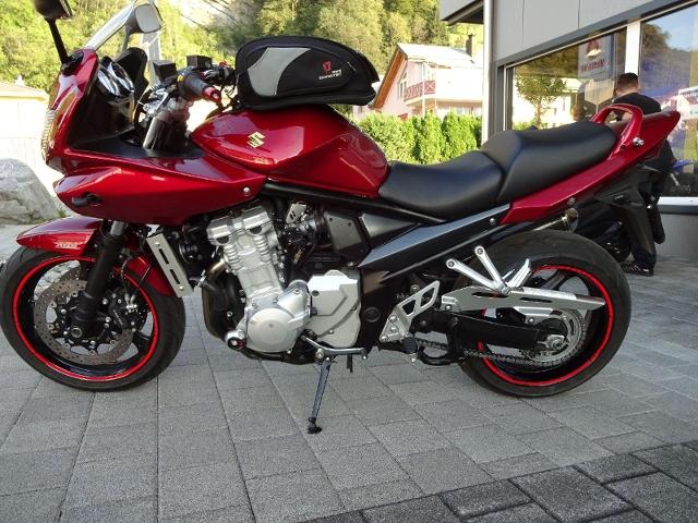 Motorrad kaufen SUZUKI GSF 1250 SA Bandit ABS Occasion