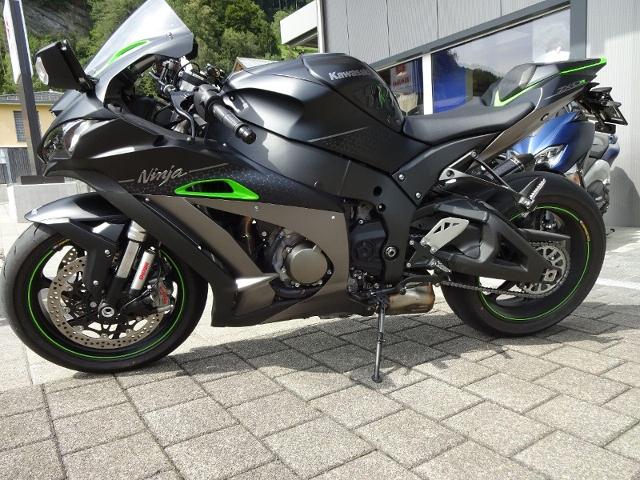 Motorrad kaufen KAWASAKI ZX-10R Ninja SE Occasion