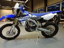 Motorrad kaufen Occasion YAMAHA WR 250 F (motocross)