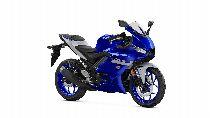 Motorrad Mieten & Roller Mieten YAMAHA R3 (Sport)