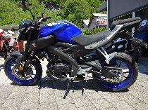 Buy motorbike Pre-owned YAMAHA MT 125 A (naked)