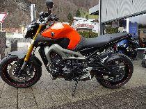 Acheter moto YAMAHA MT 09 ABS Naked