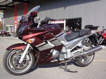 Töff kaufen YAMAHA FJR 1300 AS ABS Touring