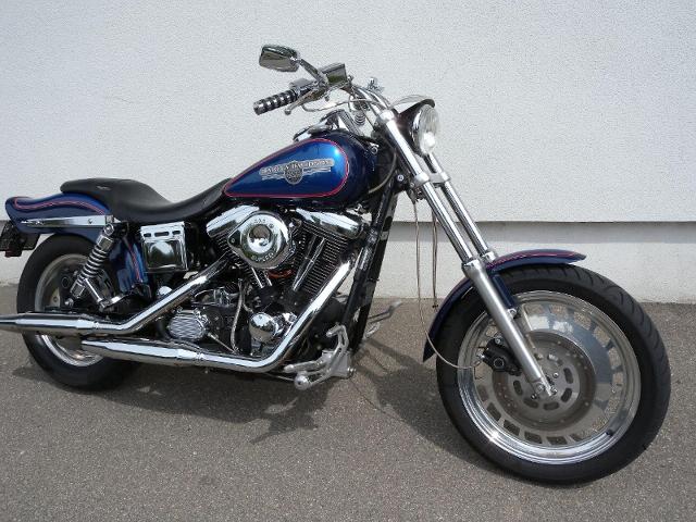 Motorrad kaufen HARLEY-DAVIDSON FXDL 1340 Dyna Low Rider Occasion