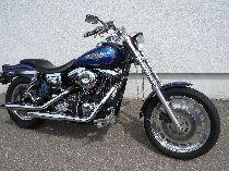 Motorrad kaufen Occasion HARLEY-DAVIDSON FXDL 1340 Dyna Low Rider (custom)