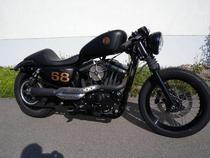 Acheter moto HARLEY-DAVIDSON XL 1200 N Sportster Nightster Custom