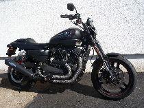 Motorrad kaufen Occasion HARLEY-DAVIDSON XR 1200 X Sportster (custom)
