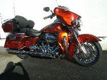 Motorrad kaufen Occasion HARLEY-DAVIDSON FLHTCUSE5 CVO 1801 Electra-Glide ABS (touring)