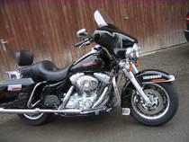 Motorrad Mieten & Roller Mieten HARLEY-DAVIDSON FLHT 1584 Electra Glide ABS (Touring)