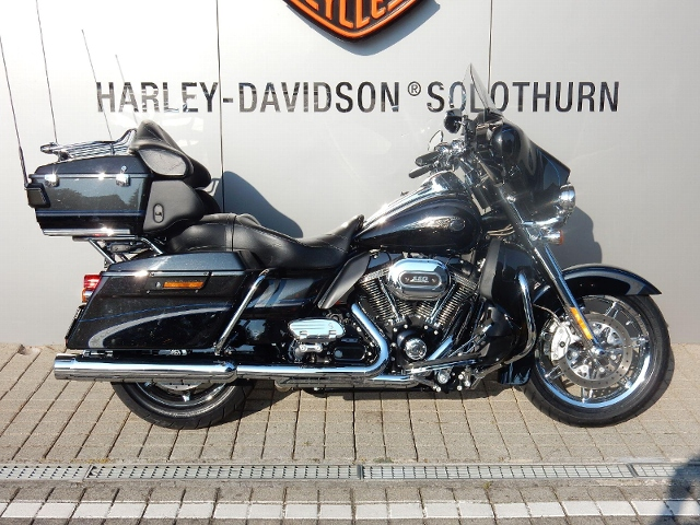 Bild des HARLEY-DAVIDSON FLHTCUSE8 CVO 1801 Ultra Classic Electra-Glide ABS